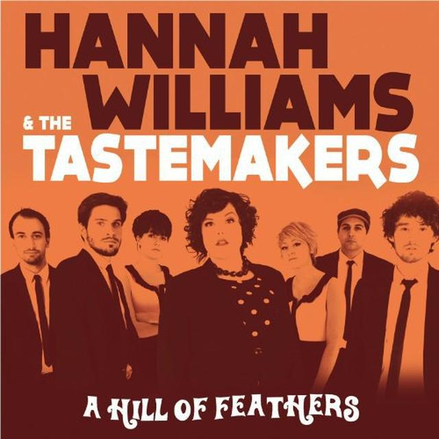 Hannah Williams & The Tastemakers HILL OF FEATHERS Vinyl Record