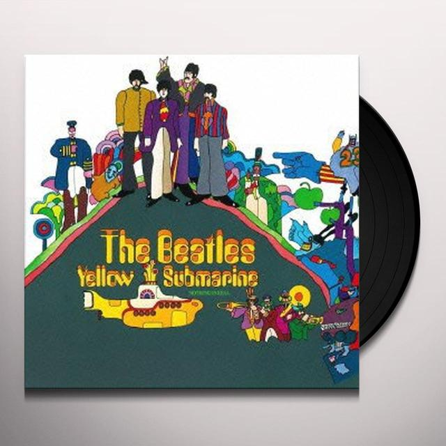 The Beatles YELLOW SUBMARINE Vinyl Record - Limited Edition, 180 Gram Pressing, Remastered, Japan Release