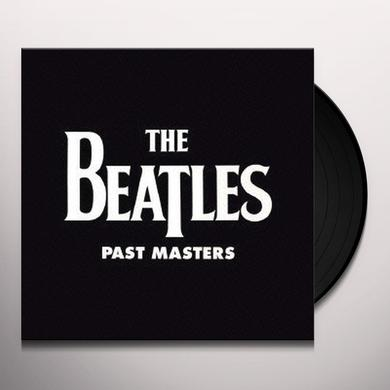The Beatles PAST MASTERS Vinyl Record - Limited Edition, 180 Gram Pressing, Remastered, Japan Import