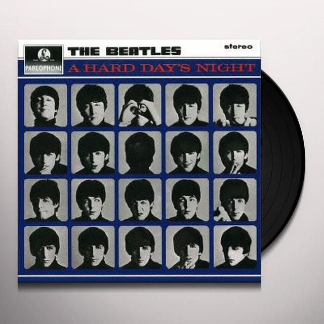 The Beatles HARD DAY'S NIGHT Vinyl Record - Japan Import, Limited Edition, Remastered, 180 Gram Pressing