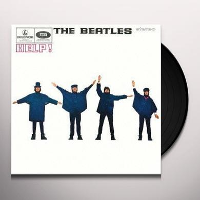 The Beatles HELP Vinyl Record