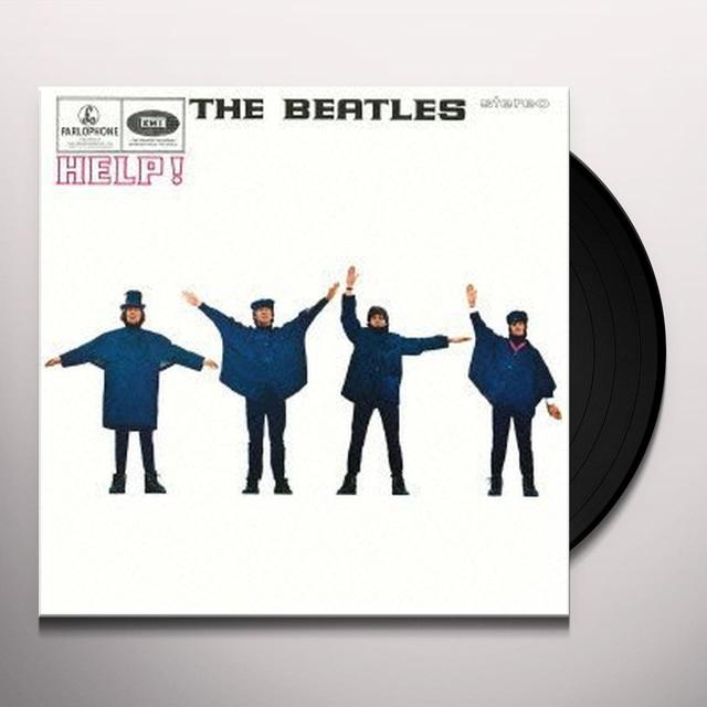 The Beatles HELP Vinyl Record - Limited Edition, 180 Gram Pressing, Remastered, Japan Import