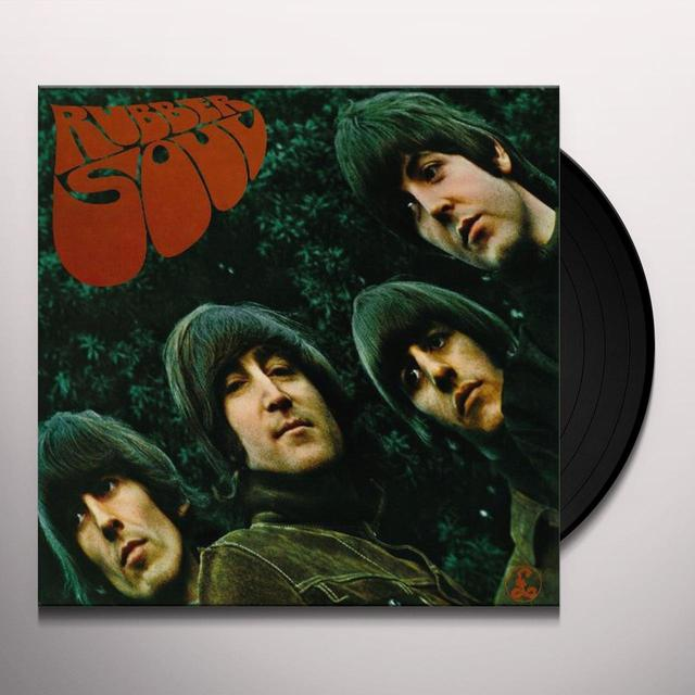 The Beatles RUBBER SOUL Vinyl Record - Limited Edition, 180 Gram Pressing, Remastered, Japan Import