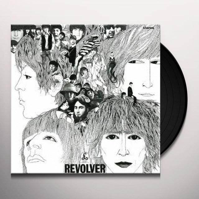 The Beatles REVOLVER Vinyl Record - Japan Import, Limited Edition, Remastered, 180 Gram Pressing