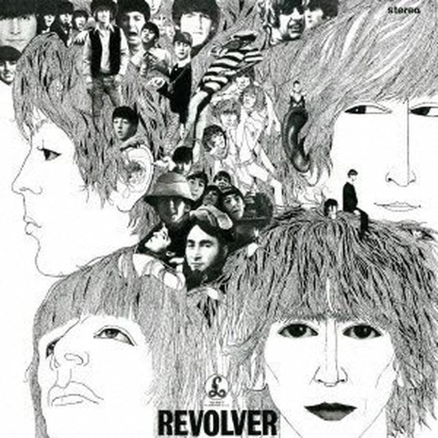 The Beatles REVOLVER Vinyl Record - Japan Import, Limited Edition, Remastered, 180 Gram Pressing
