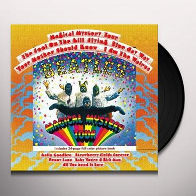 The Beatles MAGICAL MYSTERY TOUR Vinyl Record