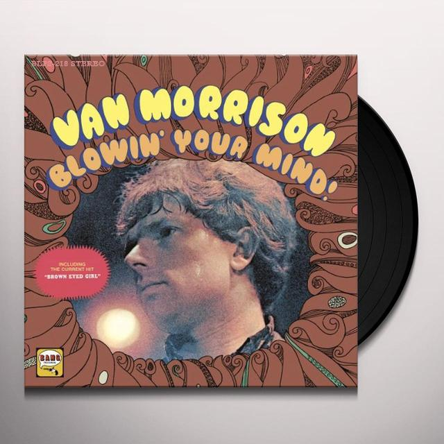 Van Morrison BLOWING YOUR MIND Vinyl Record - 180 Gram Pressing
