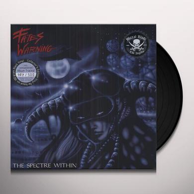 Fates Warning SPECTRE WITHIN Vinyl Record - UK Import