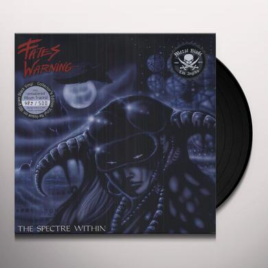 Fates Warning SPECTRE WITHIN Vinyl Record - UK Import