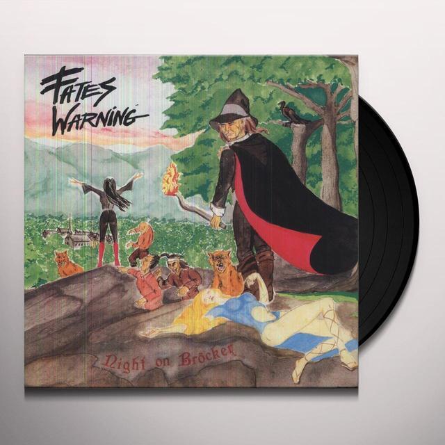 Fates Warning NIGHT ON BROCKEN Vinyl Record