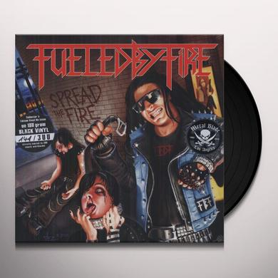 Fueled By Fire SPREAD THE FIRE Vinyl Record