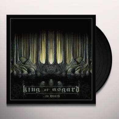 King Of Asgard TO NORTH Vinyl Record - Holland Import