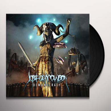 Job For A Cowboy DEMONOCRACY Vinyl Record