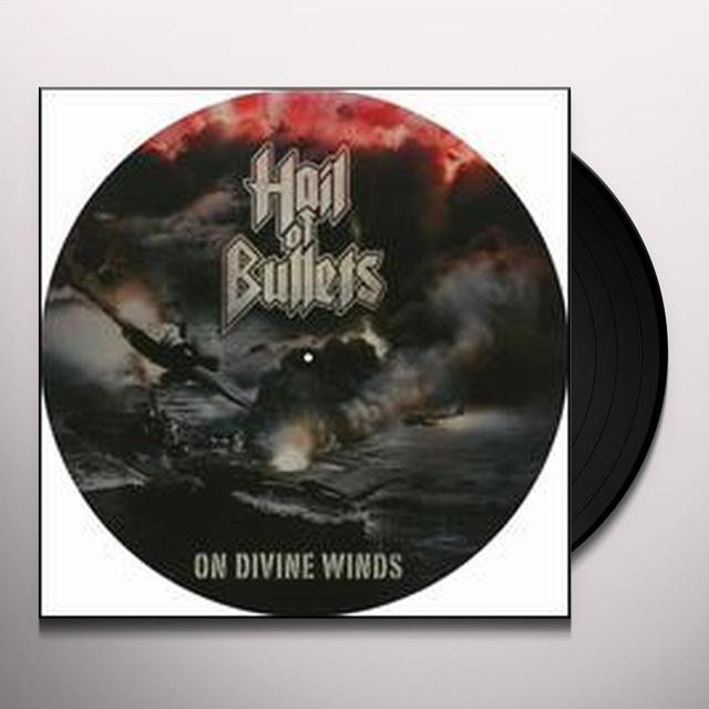 Hail Of Bullets ON DIVINE WINDS Vinyl Record - UK Import