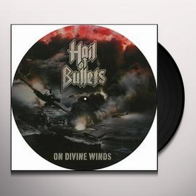 Hail Of Bullets ON DIVINE WINDS Vinyl Record - UK Import