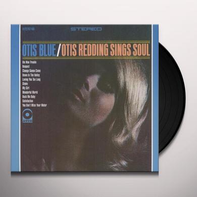OTIS BLUE / OTIS REDDING SINGS SOUL Vinyl Record - 180 Gram Pressing