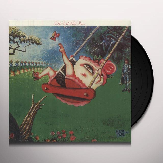 Little Feat SAILIN SHOES Vinyl Record - 180 Gram Pressing