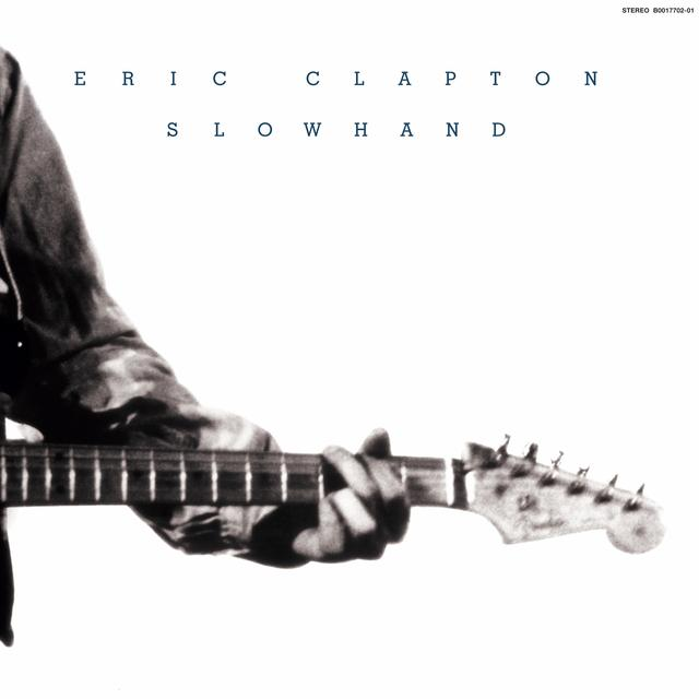 Eric Clapton SLOWHAND 35TH ANNIVERSARY Vinyl Record