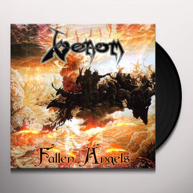 Venom FALLEN ANGELS Vinyl Record
