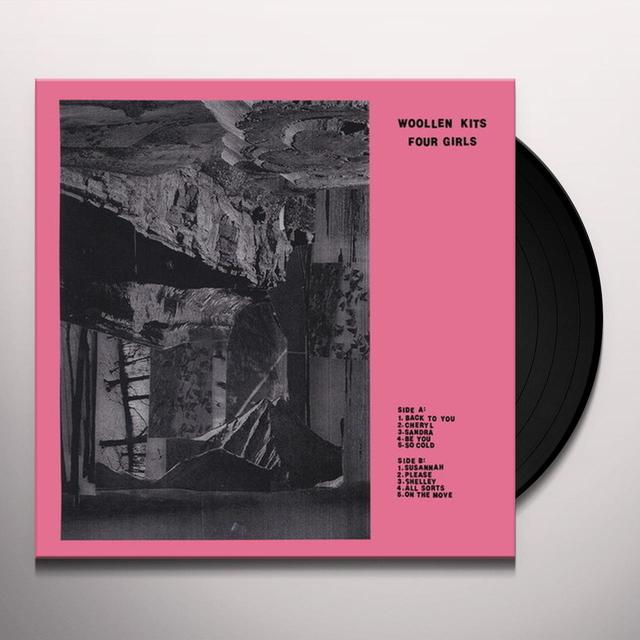 Woollen Kits FOUR GIRLS Vinyl Record - Digital Download Included