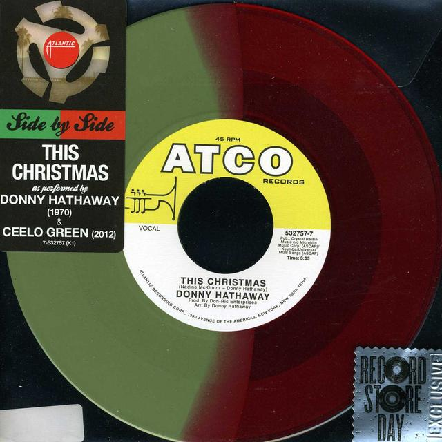 Ceelo Green THIS CHRISTMAS Vinyl Record