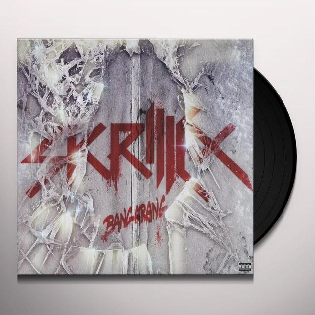 Skrillex BANGARANG (EP) Vinyl Record - 180 Gram Pressing, Digital Download Included