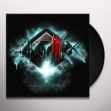 Skrillex MORE MONSTERS & SPRITES Vinyl Record