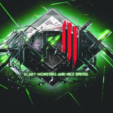 Skrillex SCARY MONSTERS & NICE SPRITES Vinyl Record