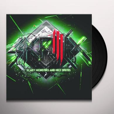 Skrillex SCARY MONSTERS & NICE SPRITES (EP) Vinyl Record - 180 Gram Pressing, Digital Download Included