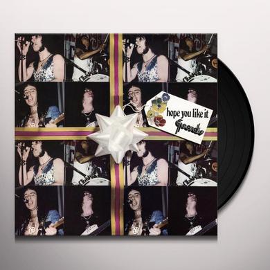 Geordie HOPE YOU LIKE IT Vinyl Record - w/CD