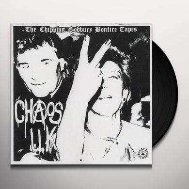 Chaos Uk CHIPPING SODBURY BONFIRE TAPES Vinyl Record