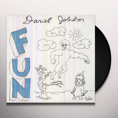 Daniel Johnston FUN Vinyl Record