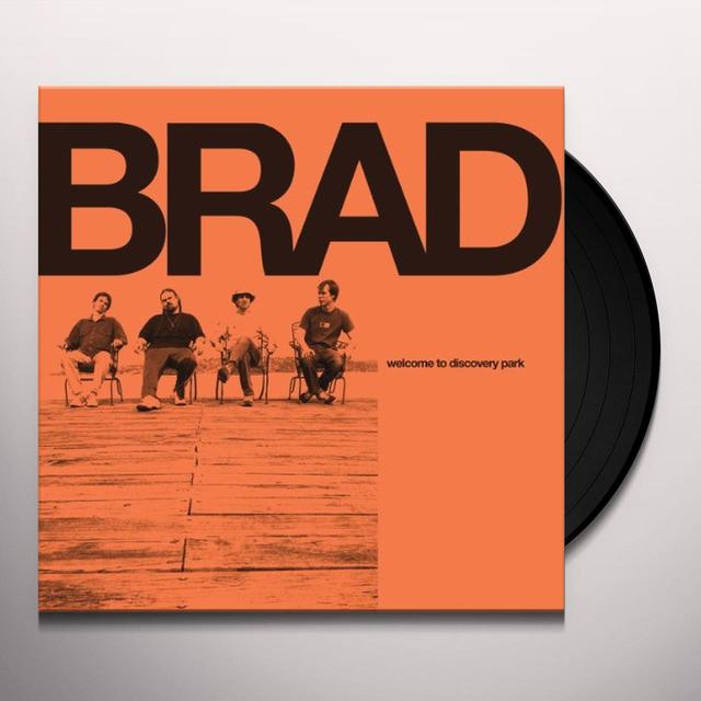 Brad WELCOME TO DISCOVERY PARK Vinyl Record