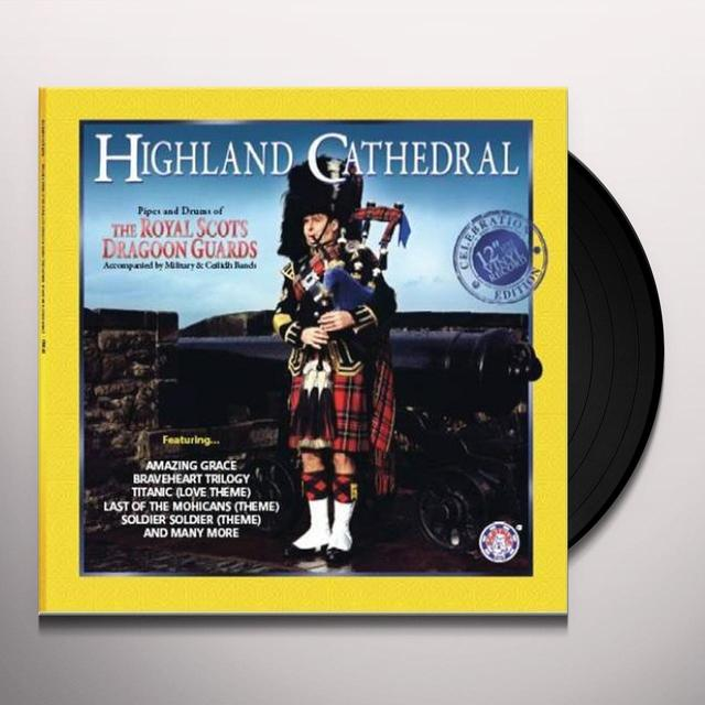 Royal Scots Dragoon Guards HIGHLAND CATHEDRAL Vinyl Record