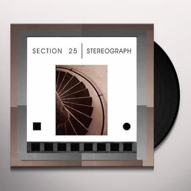 Section 25 / Stereograph SPLIT 12 (EP) Vinyl Record
