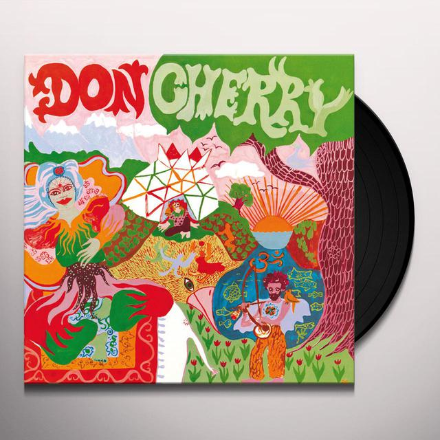 Don Cherry ORGANIC MUSIC SOCIETY Vinyl Record
