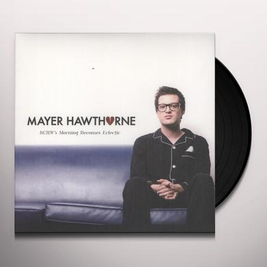 Mayer Hawthorne KCRW MORNING BECOMES ECLECTIC Vinyl Record - Digital Download Included