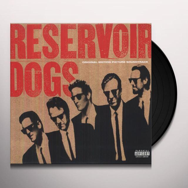 RESERVOIR DOGS / O.S.T. Vinyl Record