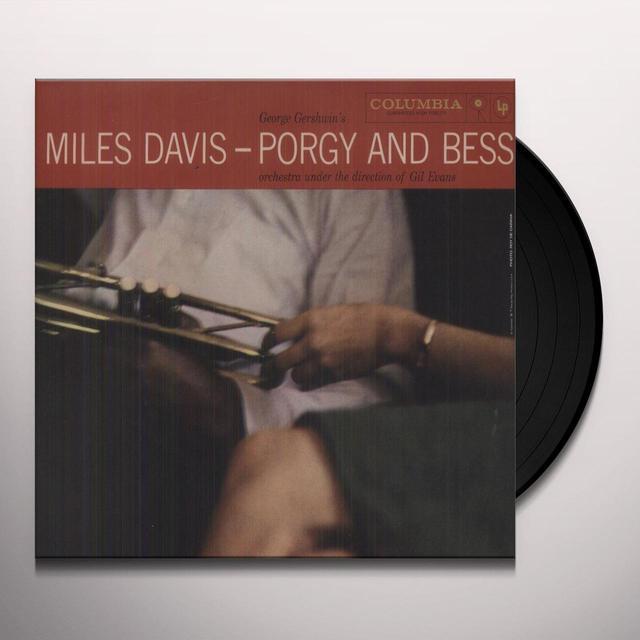 Miles Davis PORGY & BESS Vinyl Record