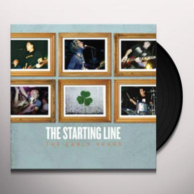 The Starting Line EARLY YEARS Vinyl Record