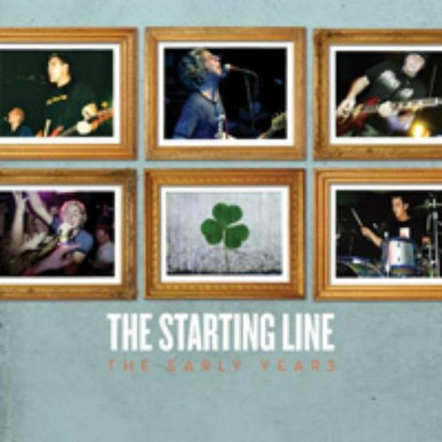 The Starting Line EARLY YEARS Vinyl Record - Limited Edition