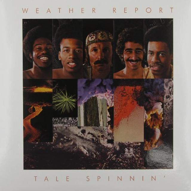 Weather Report TALE SPINNIN Vinyl Record - 180 Gram Pressing