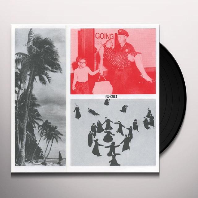 Ex-Cult MPD Vinyl Record