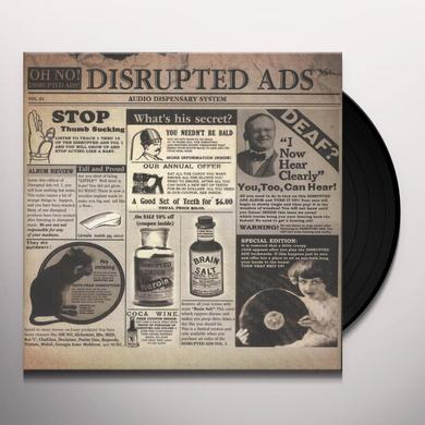 Oh No DISRUPTED ADS Vinyl Record