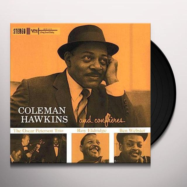 COLEMAN HAWKINS & CONFRERES Vinyl Record