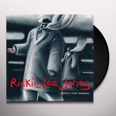 Rickie Lee Jones TRAFFIC FROM PARADISE Vinyl Record - 200 Gram Edition