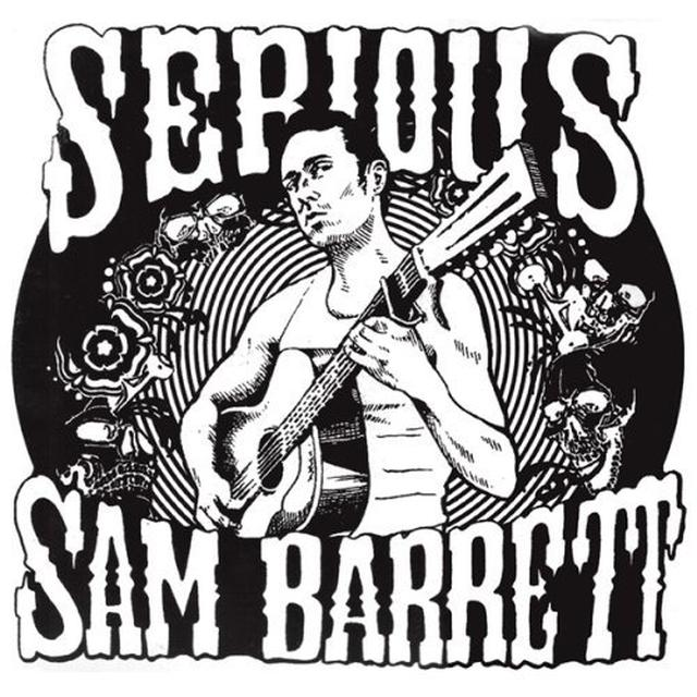 SERIOUS SAM BARRETT Vinyl Record