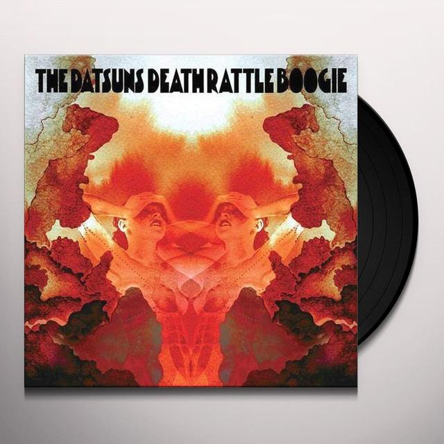 The Datsuns DEATH RATTLE BOOGIE (Vinyl)