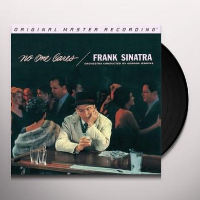Frank Sinatra NO ONE CARES Vinyl Record