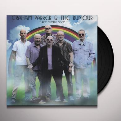 Graham Parker & Rumour THREE CHORDS GOOD Vinyl Record